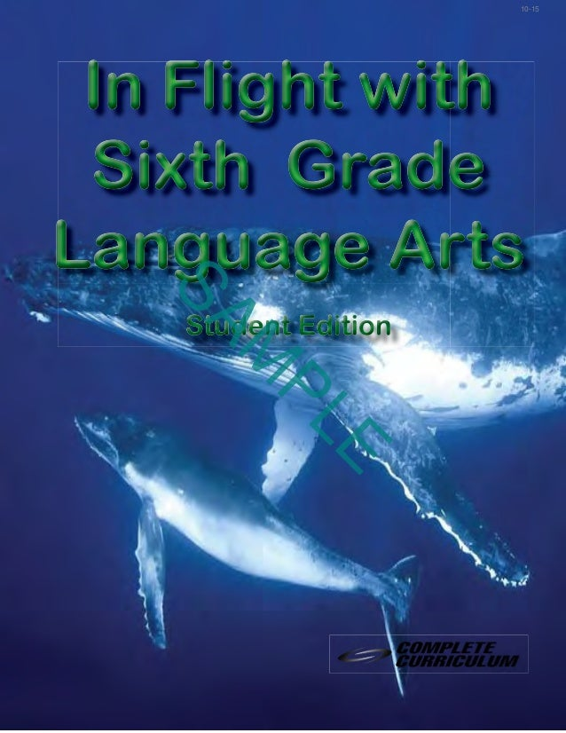 6th Grade Homeschool Curriculum Sixth Grade Reading Language Arts