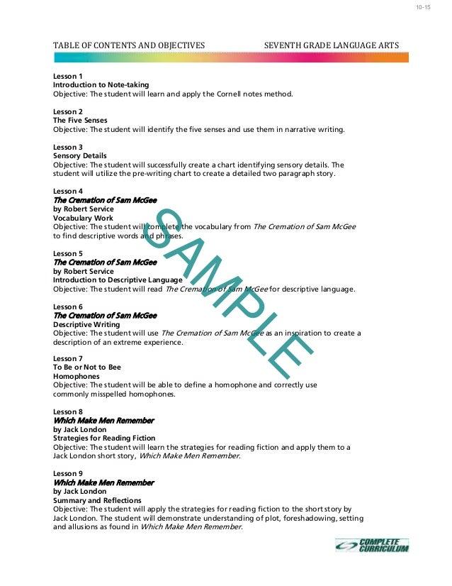 7th Grade Homeschool Curriculum - Seventh Grade Reading