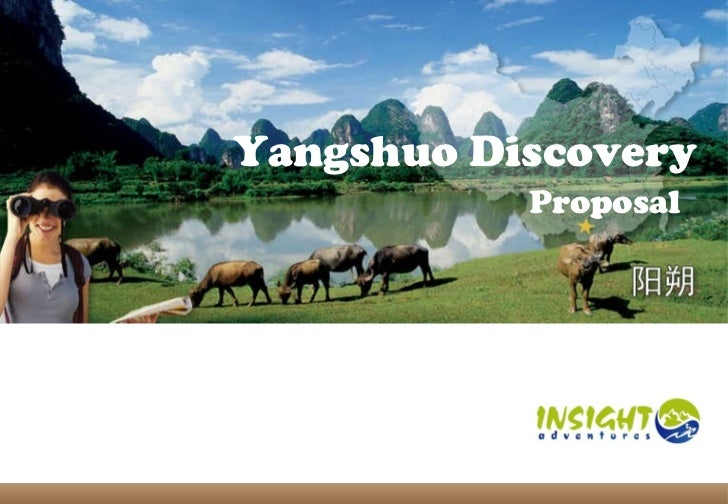 Yangshuo Discovery Proposal