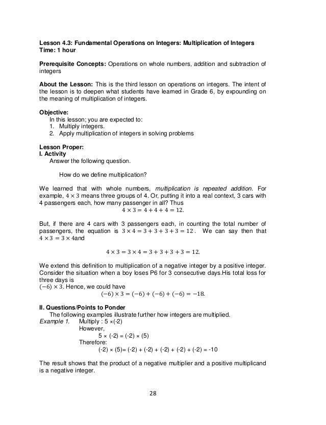 Pictures Consecutive Integers Word Problems Worksheet ...