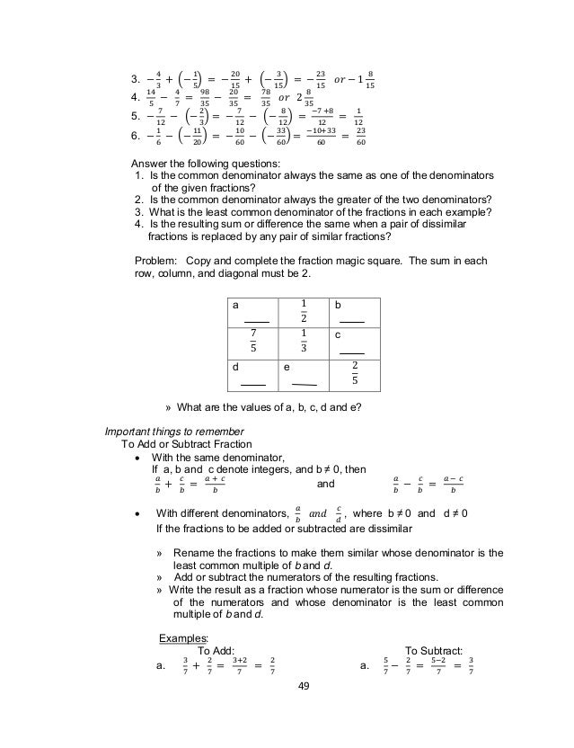 Go Math Grade 4 Chapter 7 Answer Key 7 8 - Grade 7 Learning