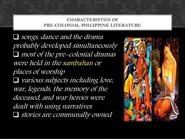 Why Do We Need to Study Philippine Literature
