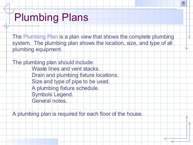 Plumbing Symbols Ppt Plumbing Contractor