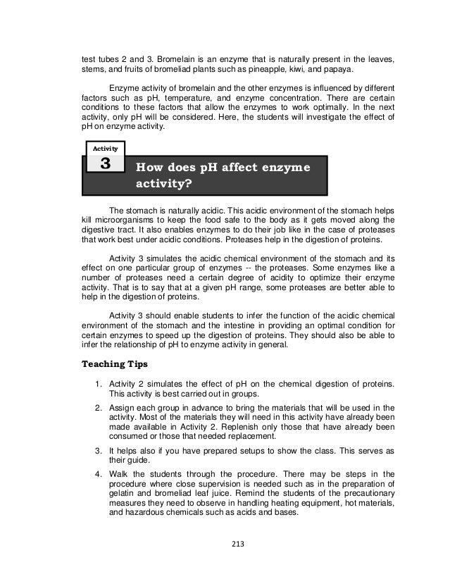 Grade 8 science teacher's guide