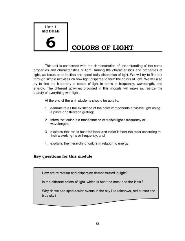 grade 8 science teacher s guide rh slideshare net grade 7 teacher's manual in science 5 Grade Science Fair Projects