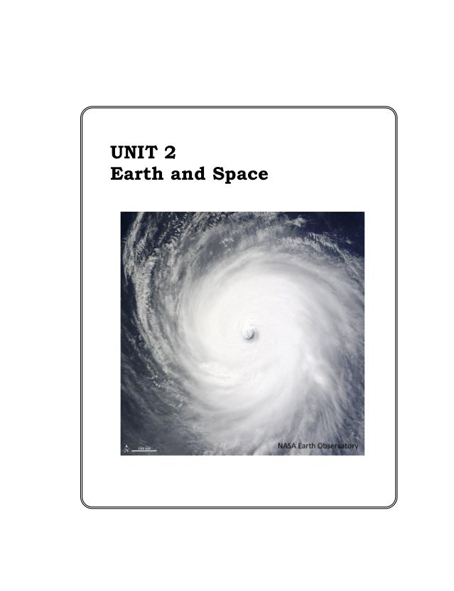 63 UNIT 2 Earth and Space