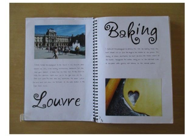 AS Photography Art1 Sketchbook Grade A - Molly Coombes