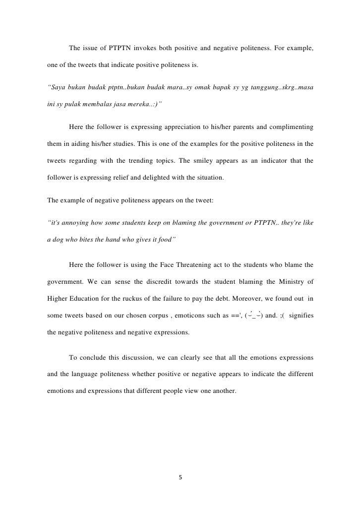 importance of ptptn essay