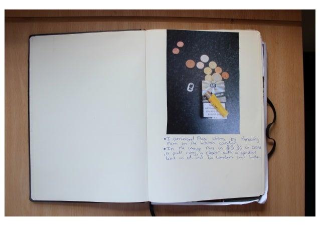 AS Photography Art1 Sketchbook Grade E - Jacob Palmer