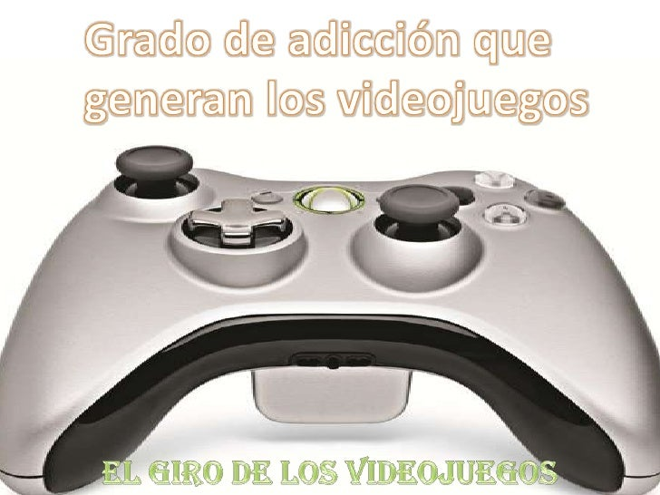 Los videojuegos puedencausar en las personas quelos juegan adición o afición  según el comportamiento que tienen éstas. Ad...