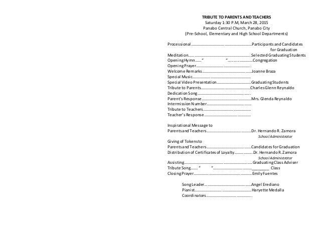 sample graduation programs - Monza berglauf-verband com