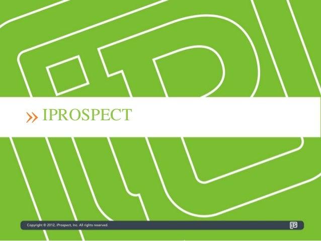 » IPROSPECT