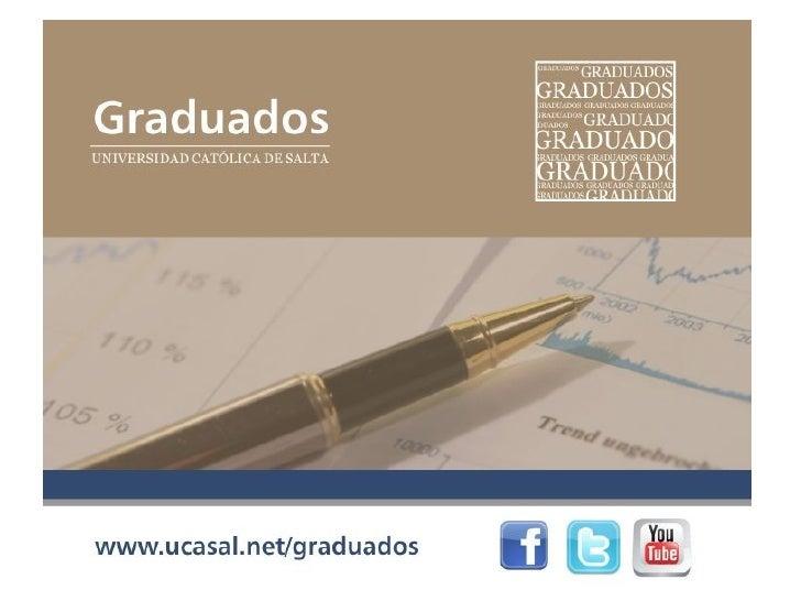 Graduados 2012
