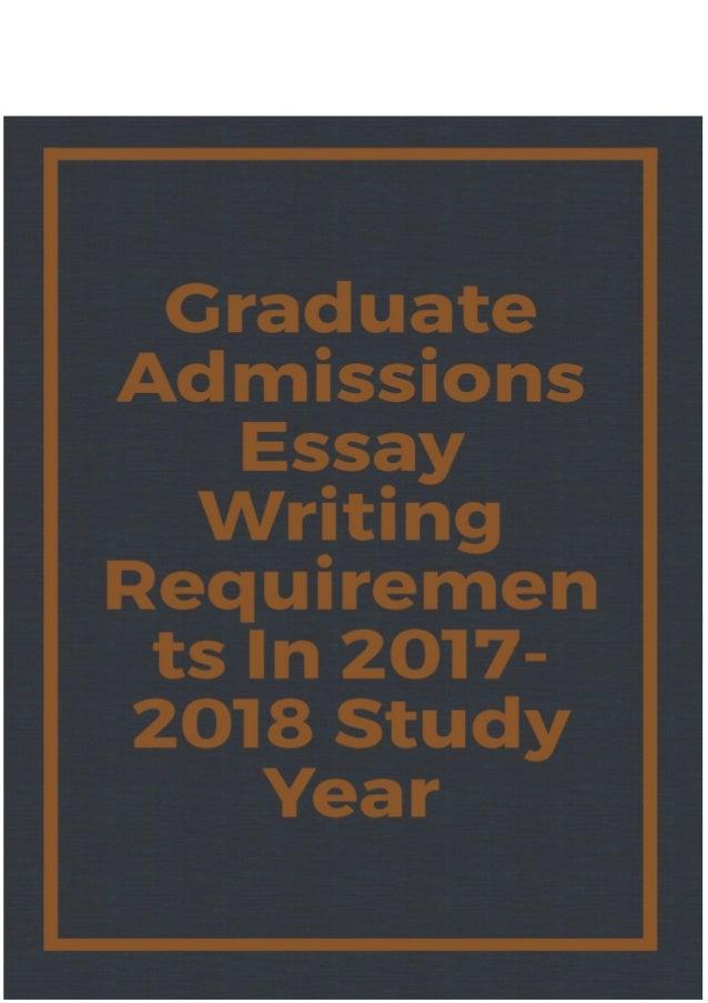 Custom admissions essay masters program