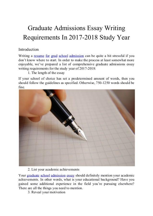 admission essay+write