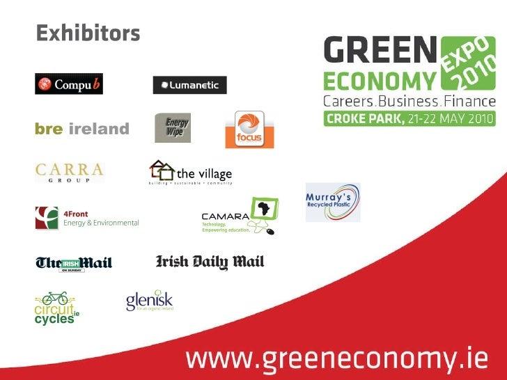 Born green, think green, live green and die green   <ul><li>Green Careers, what next for graduates? </li></ul><ul><li>Dave...
