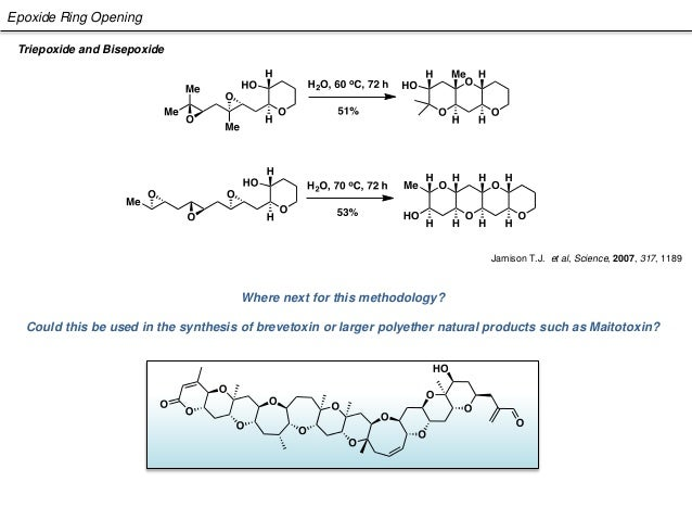 Phd thesis organic synthesis