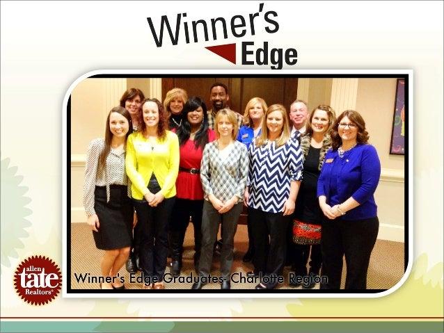 Congratulations to our March 2014 Graduates! Charlotte Region