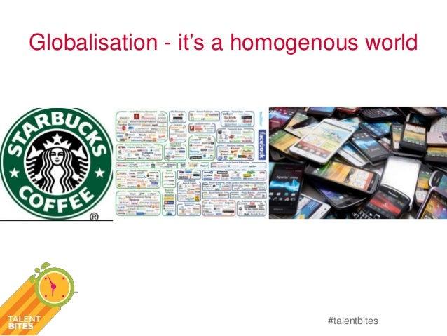 Globalization Debates: Homogeneous vs. Heterogeneous