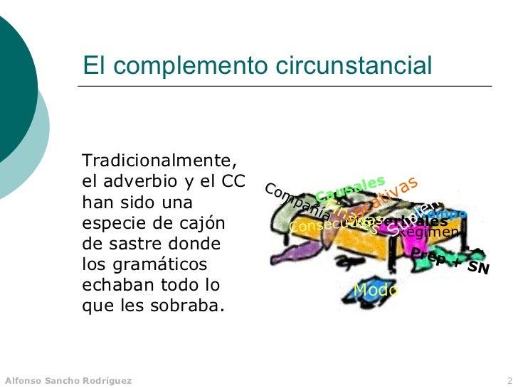 Graf complcircunstancial Slide 2