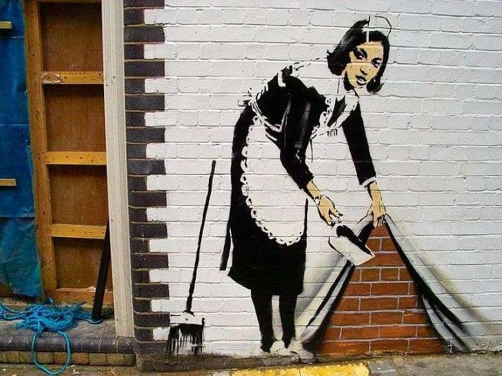 Graffiti: A History of an Art Form Slide 3
