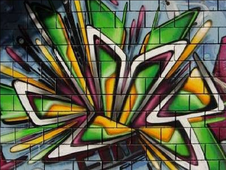 Graffiti Slide 1