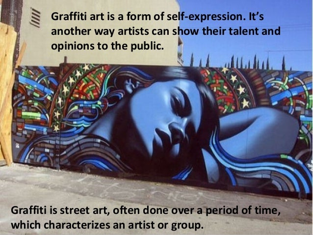 Graffiti art or vandalism essay