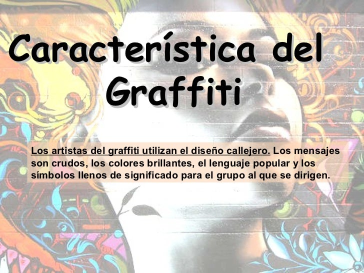 Graffitis vs murales for Definicion de pintura mural