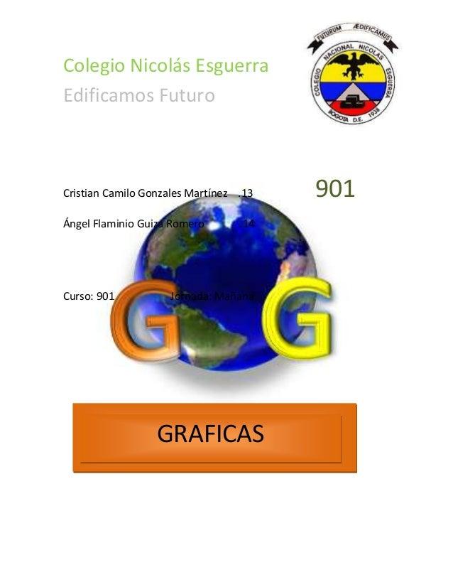 Colegio Nicolás EsguerraEdificamos FuturoCristian Camilo Gonzales Martínez .13   901Ángel Flaminio Guiza Romero       .14C...