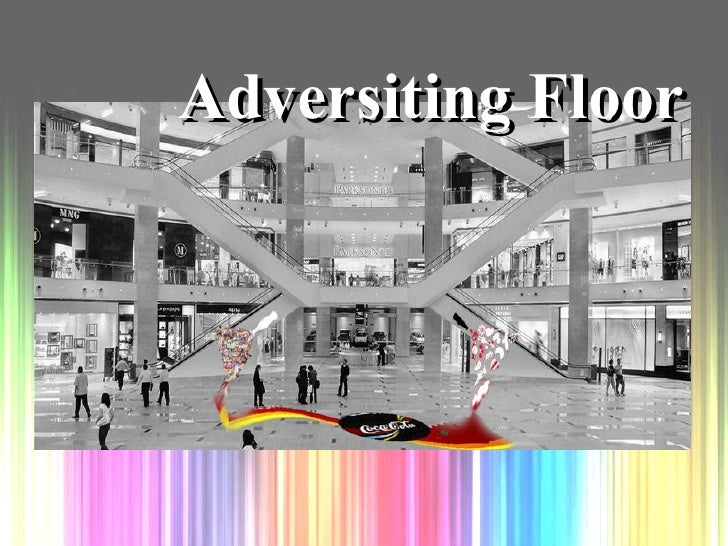 Adversiting Floor