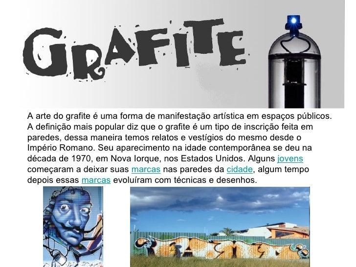 Grafite Slide 2