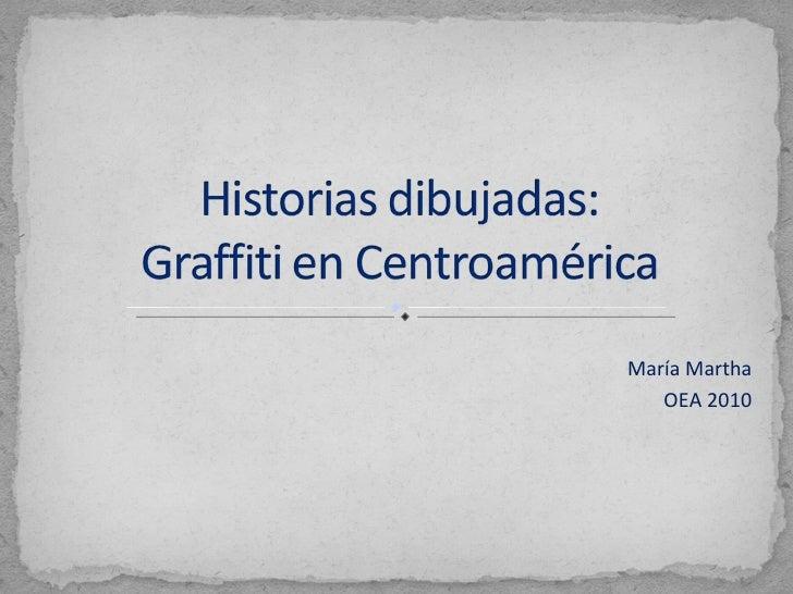 María Martha OEA 2010