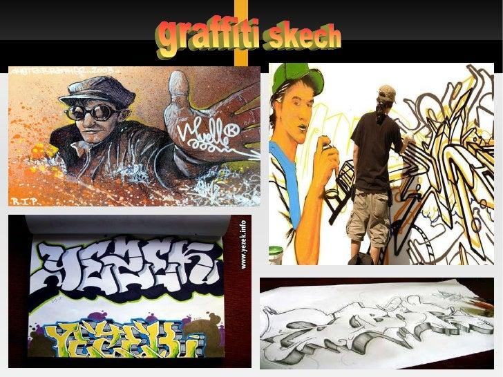 graffiti skech