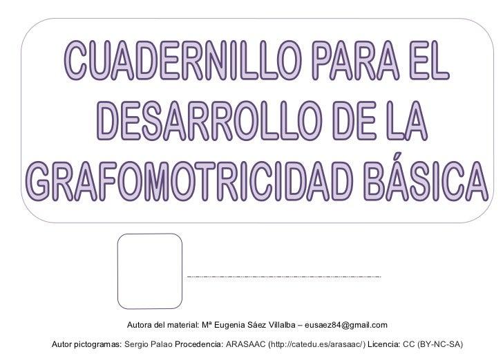 Autora del material: Mª Eugenia Sáez Villalba – eusaez84@gmail.comAutor pictogramas: Sergio Palao Procedencia: ARASAAC (ht...