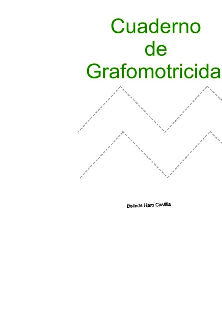 Grafomotricidad montañas