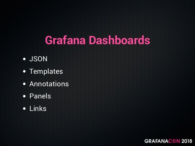 Grafonnet, grafana dashboards as code