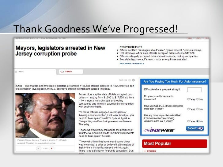 corruption in politics essay pdf