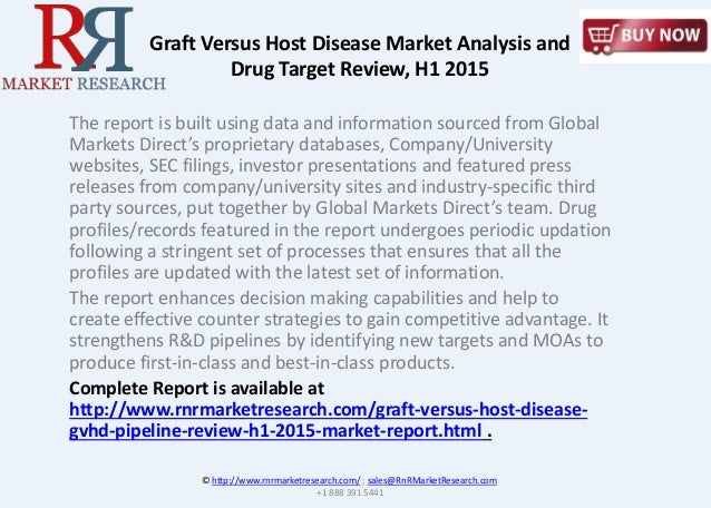 © http://www.rnrmarketresearch.com/ ; sales@RnRMarketResearch.com +1 888 391 5441 The report is built using data and infor...
