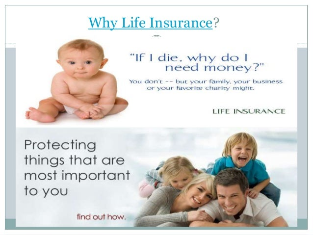 Why Life Insurance?