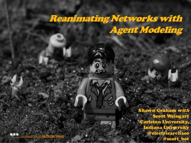 Reanimating Networks with                                      Agent Modeling                                           Sh...