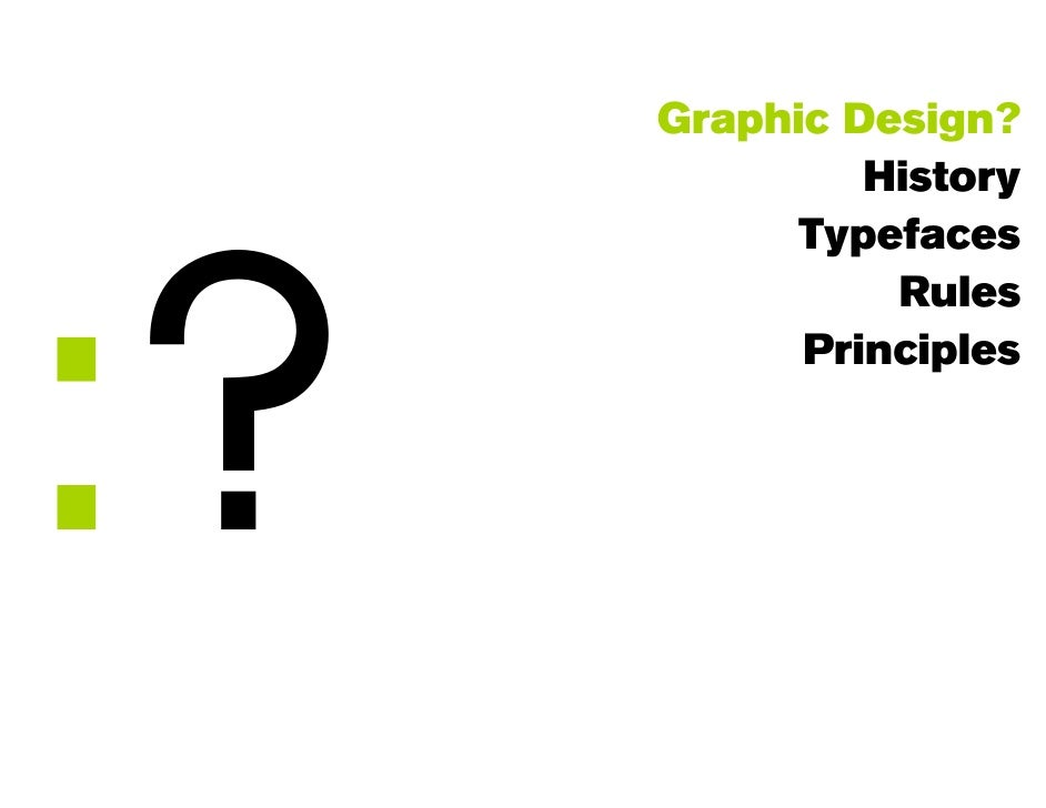 Graphic Design 101 Slide 2