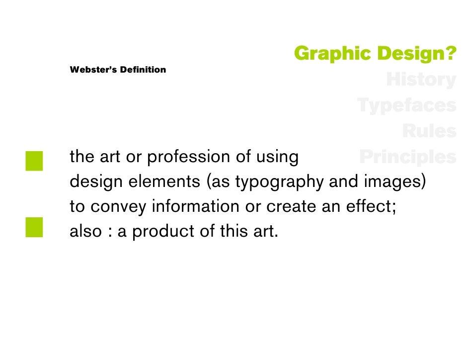 Graphic Design 101 Slide 3