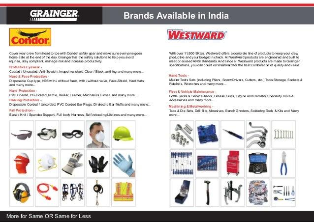 Grainger Industrial Supply India Private Limited, New Delhi, Electricu2026