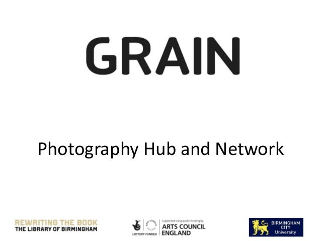 Photography Hub and Network