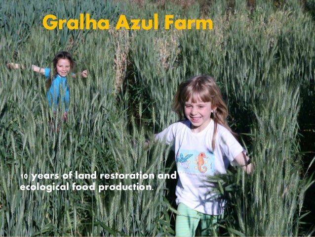 Gralha Azul Farm 10 years of land restoration and ecological food production.