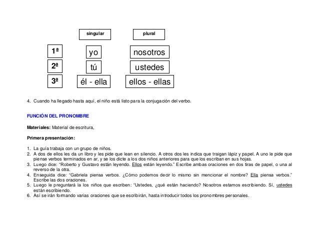 Gramatica completo montessori