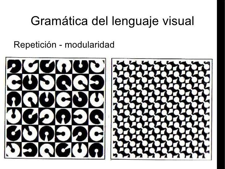 Gramatica del lenguaje visual 2