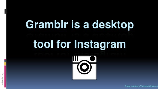 How to use Gramblr to manage Instagram from your desktop - Tere Datin…