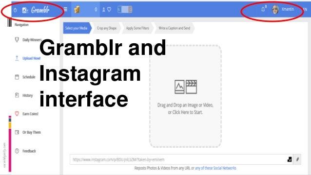Gramblr Wiki