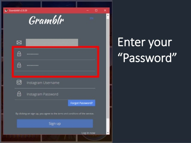 How to use Gramblr to manage Instagram on PC